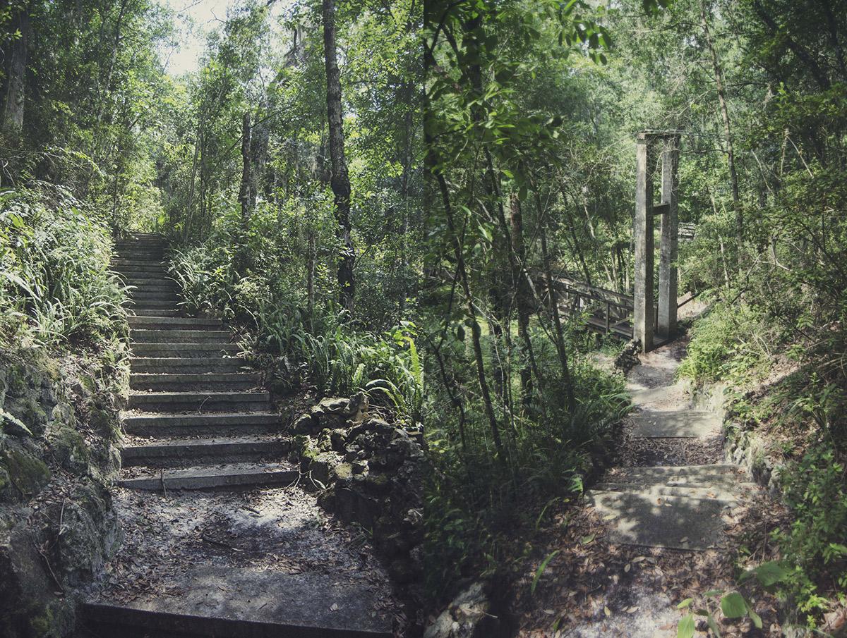 brittany norris central florida Ravine Gardens State Park