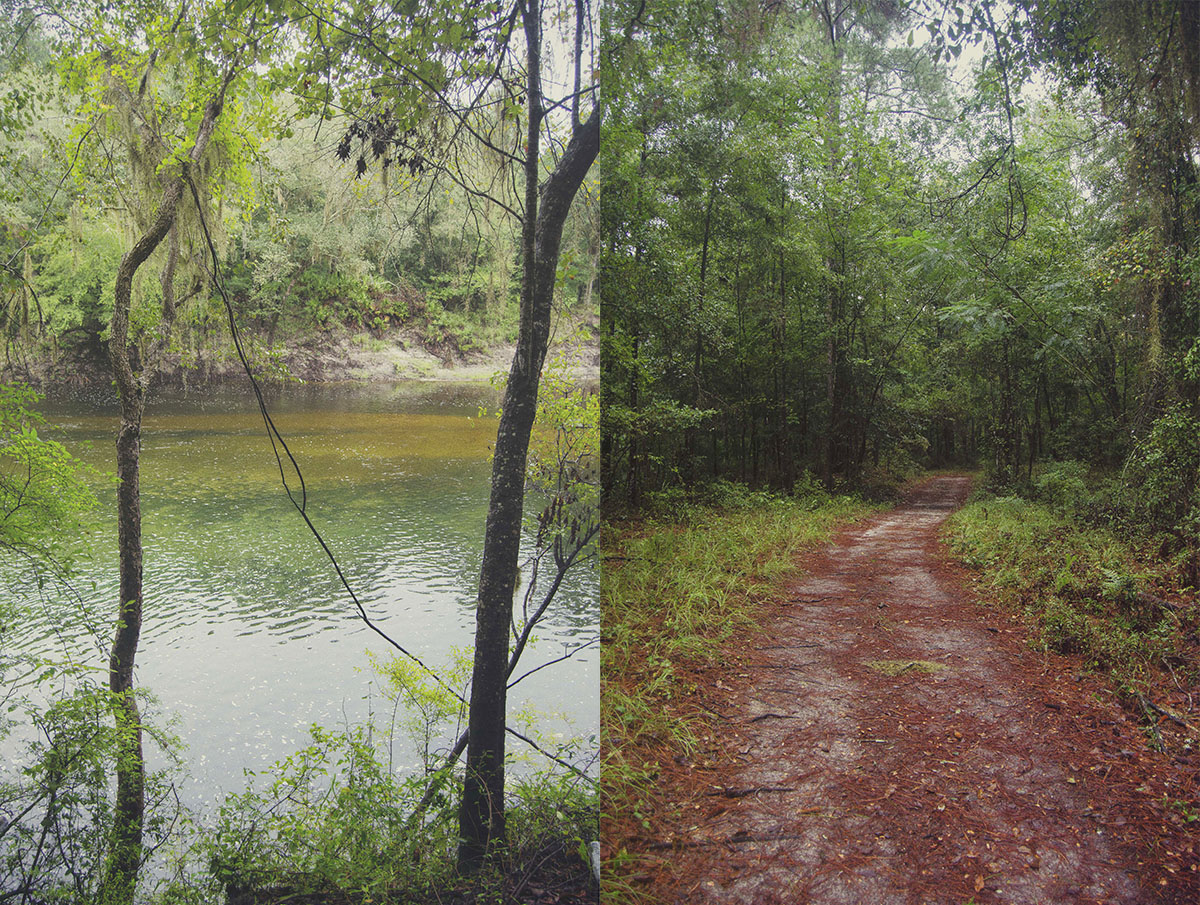 brittany norris florida live oak springs natural nature Withlacoochee River Madison Blue Spring State Park