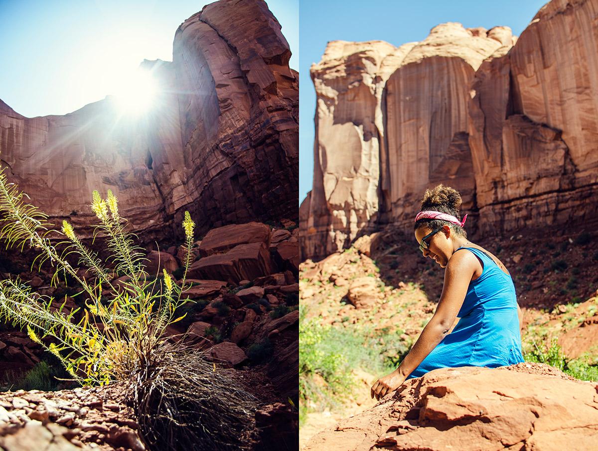 road trip america go west sisters camping driving monument vallery gouldings campground utah
