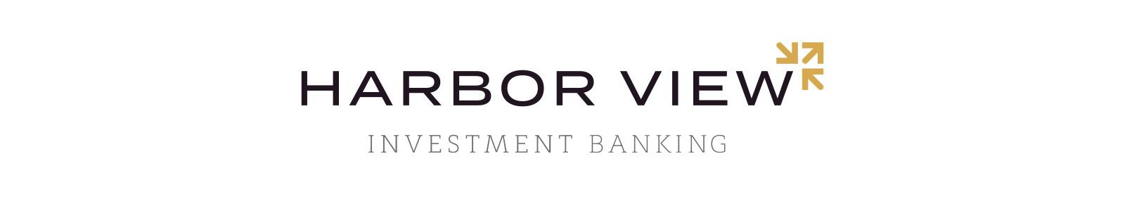 Harbor View Advisors design logo and branding
